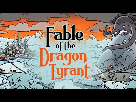 Bajka o draku tyranovi