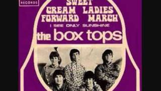 THE BOX TOPS ~ I SEE ONLY SUNSHINE