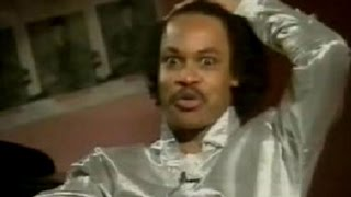 Roger Troutman Zapp (Interview Soul In The City) 1987 (CaptainFunkOnTheRADIO Radio Béton!)
