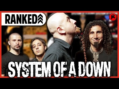Every System of a Down Album Ranked WORST to BEST