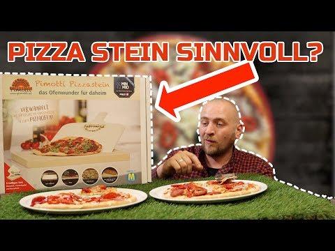 """🔴LOHNT SICH EIN PIZZASTEIN """"Pimotti Pizzastein im VERGLEICHS TEST"""