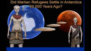 Michael Salla presents Antarctica's hidden history and the evolution of secret space programs