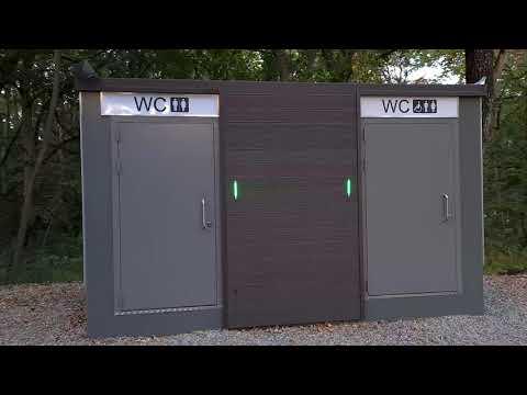 "Туалетные модули ""Милан"" и ""Вена"""