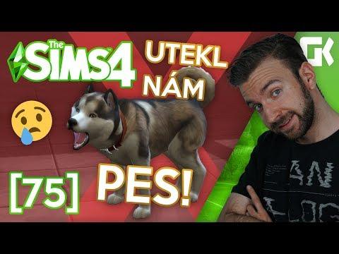 UTEKL NÁM PES! | The Sims 4 #75