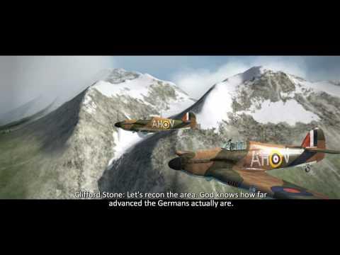 Видео № 1 из игры Heroes Over Europe (Б/У) [PS3]