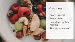 Myasthenia Gravis: Eating to Combat Prednisone Weight Gain