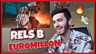 Rels B - EUROMILLÓN (Video Oficial 4K) - (REACCIÓN)   BROSTO
