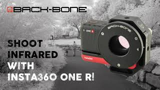 Shoot Infrared with Insta360 ONE R and Back-Bone