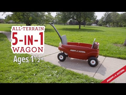 Radio Flyer All-Terrain 5-in-1 Wagon®