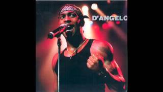D'Angelo - Me and Those Dreamin' Eyes of Mine (Live @ The Cirkus, Stockholm, 8.7.00)