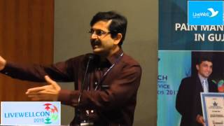 Livewell Con 2015, Dr  Chirag Desai - Humor In Medical Practice