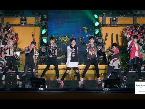 아이콘 신곡 (죽겠다) iKON (KiLLING ME )[4K 60P RAW 직캠]@180804 락뮤직