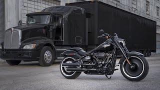 Harley-Davidson | Fat Boy 30th Anniversary