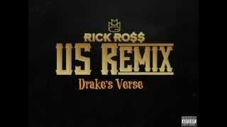 Drake's Verse - (Us Remix)
