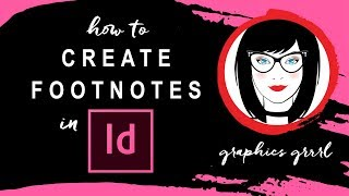 How to set footnotes to continuously number in InDesign