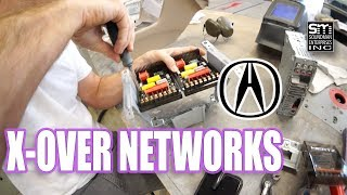 CONSOLE MOUNTED CROSSOVER NETWORKS! - Acura