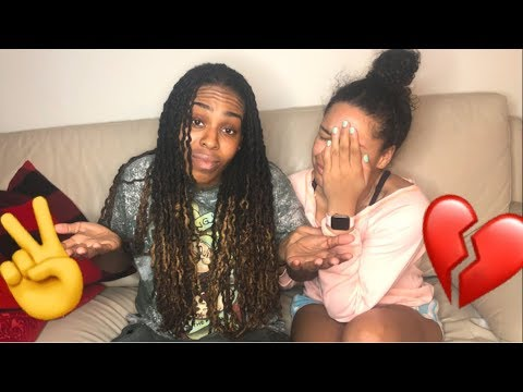 I WANT TO BE SINGLE PRANK!! (SHE CRIED) | Bri and Tee LIVE!