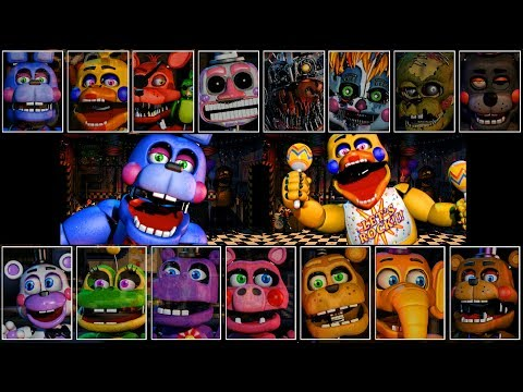Download Fnaf Real Life Jumpscare Simulator Game Video 3GP Mp4 FLV