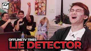 OFFLINETV DOES A LIE DETECTOR TEST (W/ REACTIONS)