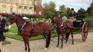 preview picture of video 'Concours International d'Attelage de Tradition à Rambouillet'