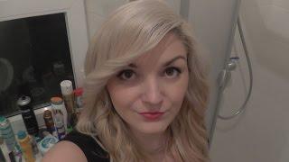 Meine Haarroutine Update( silber weiß blondes Haar)