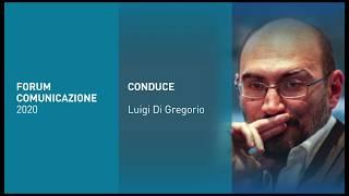 Youtube: Luigi Di Gregorio, Università della Tuscia di Viterbo | Crisis Management | Forum Comunicazione 2020