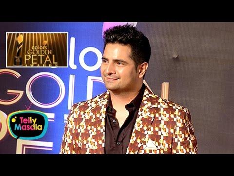 Karan Mehra Funky Look | 5th Colors Golden Petal A