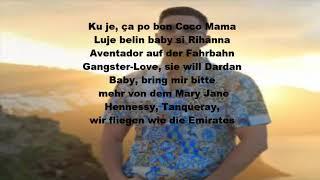 Dardan Coco Mama (Lyrics)  Lyrics By Salva