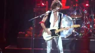 Aerosmith feat. Joe Perry - Freedom Fighter at The Forum 2014