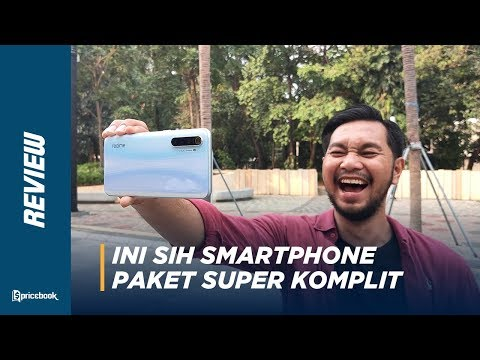 Review realme XT   Snapdragon 712 + 64MP Quad-Camera, Beneran GaK Nyangka HP Ini Murah Banget!