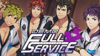 HOT NEW YAOI GAME!   Full Service Demo Gameplay