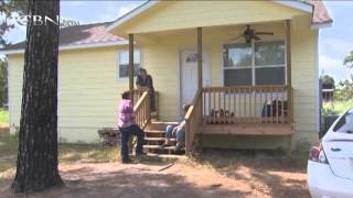 Bastrop Resident Blessed with House after Devastating Fire