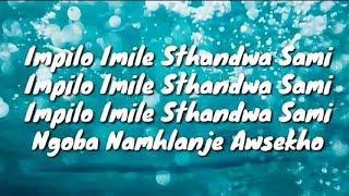 Mlindo The Vocalist   Impilo Imile (Lyrics)