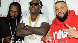 Mavado ft. French Montana and Ace Hood Suicidal Thoughts Remix