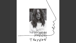 Taeyeon - Something New (inst.)