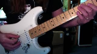 Devo - Soft Things Guitar Tutorial