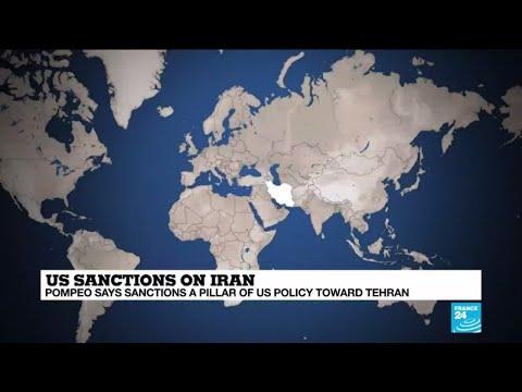US sanctions on Iran: