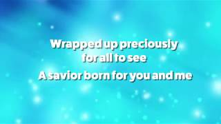 The Greatest Gift - Kids Christmas Worship Song (featuring Babbly) Lyric Video