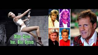 Miley Cyrus feat Blue System - Wrecking heart [Dieter Bohlen song] [HD/HQ]
