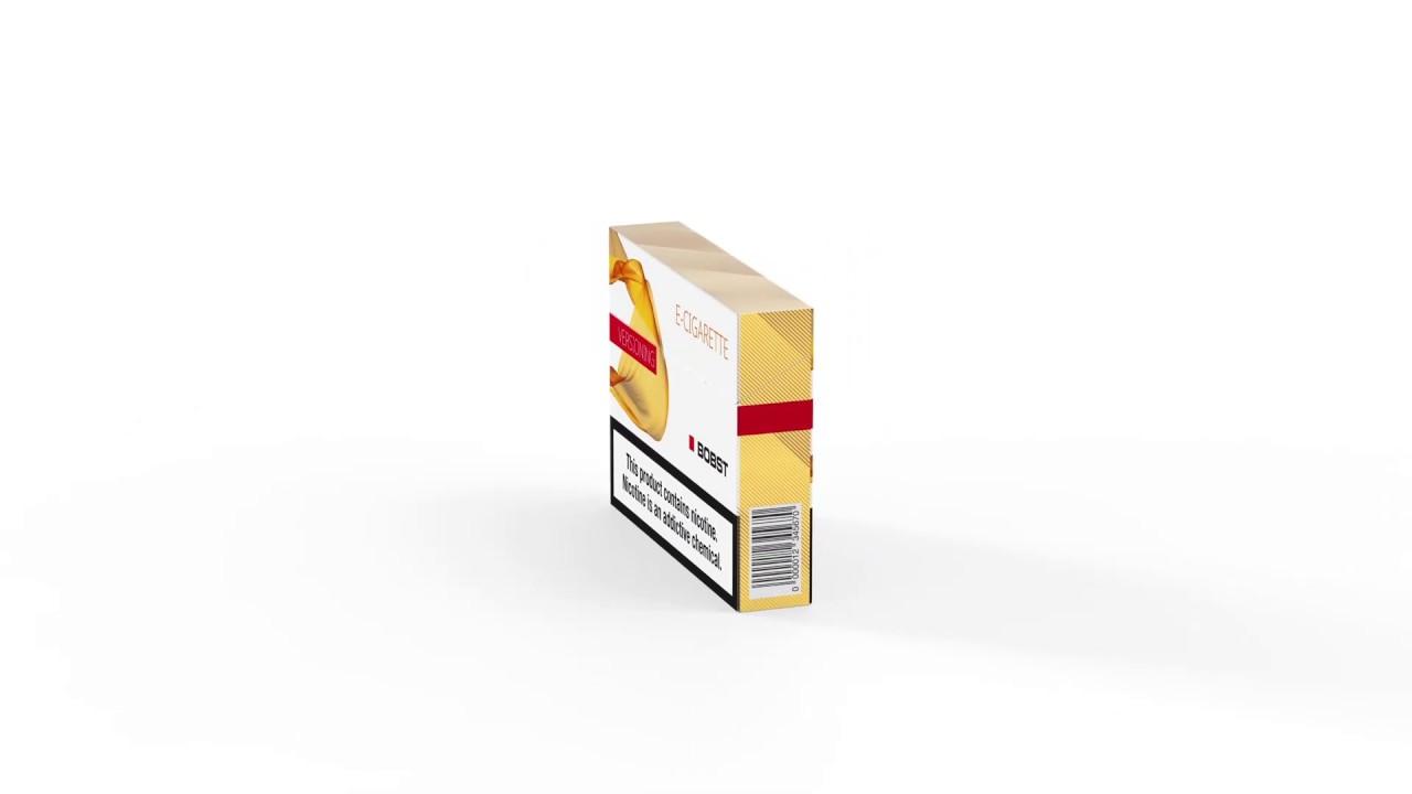 Product industrial premium cigarettes