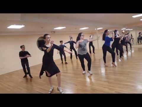 ILTA dancers