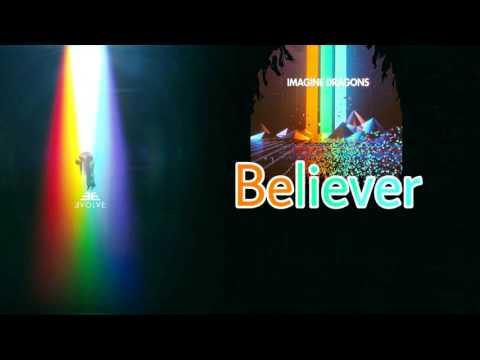 [Vietsub] Believer - Imagine Dragons