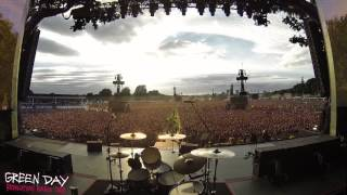 LONDON, ENGLAND Green Day Crowd Singing Bohemian Rhapsody   Hyde Park July 1st, 2017