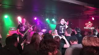 88 Fingers Louie live Ottawa Oct 2017