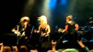 """DORO en Argentina: """"Haunted Heart"""""""