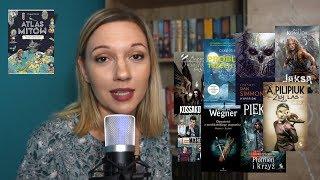 Wiosenne zakupy książkowe | Księgarkowe aktualności #11