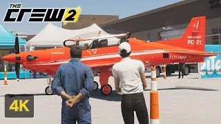 Awesome AIR RACING Competitions The Crew 2 4K Gameplay Walkthrough #16