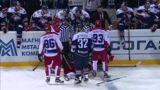 Grigory Panin dirty hit on Vladislav Kaletnik