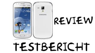 Samsung Galaxy S Duos S7562 - Review / Testbericht