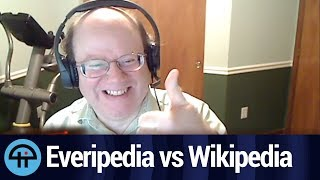 The Difference Between Everipedia and Wikipedia